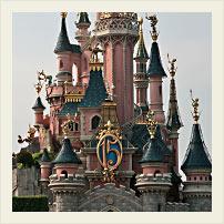 Диснейленд Париж - Замок Золушки